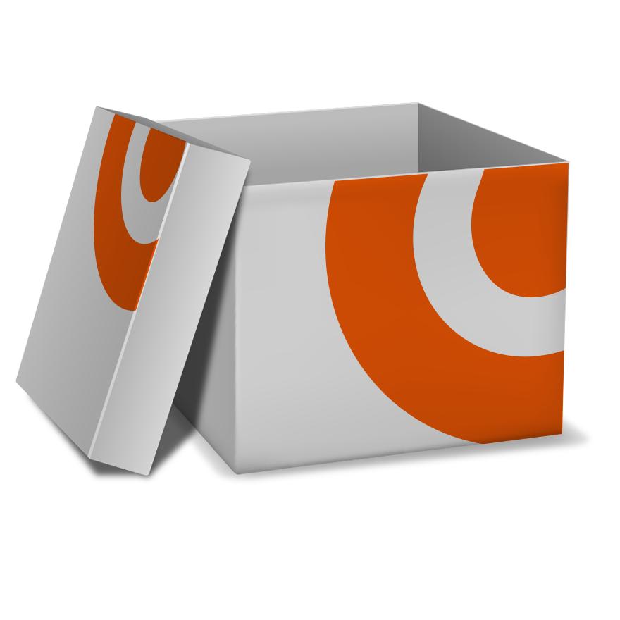 boîte en carton rigide pour cadeau